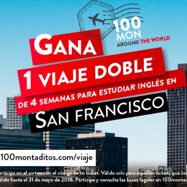 100 Montaditos Viaje a San Francisco