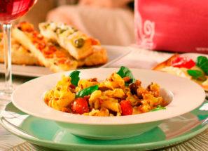 restaurantes italianos pasta