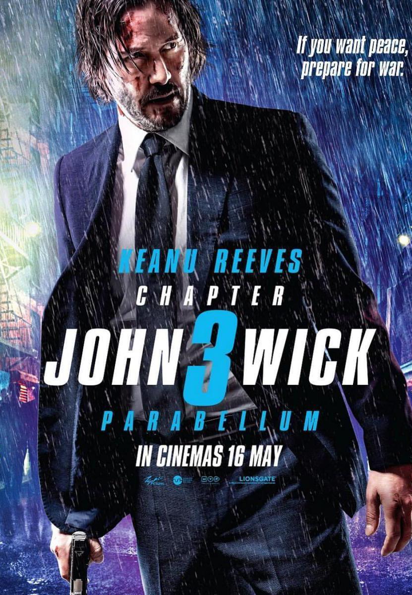 John Wick: : Capítulo 3 – Parabellum