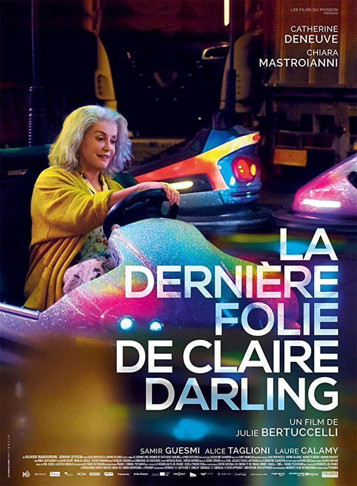 Portada de La última locura de Claire Darling