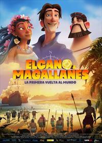 Portada de Elcano y Magallanes. La primera vuelta al mundo