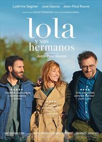 Portada de Lola y sus hermanos