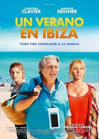 Portada de Un verano en Ibiza