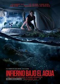 Portada de Infierno bajo el agua