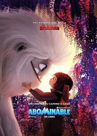 Portada de Abominable