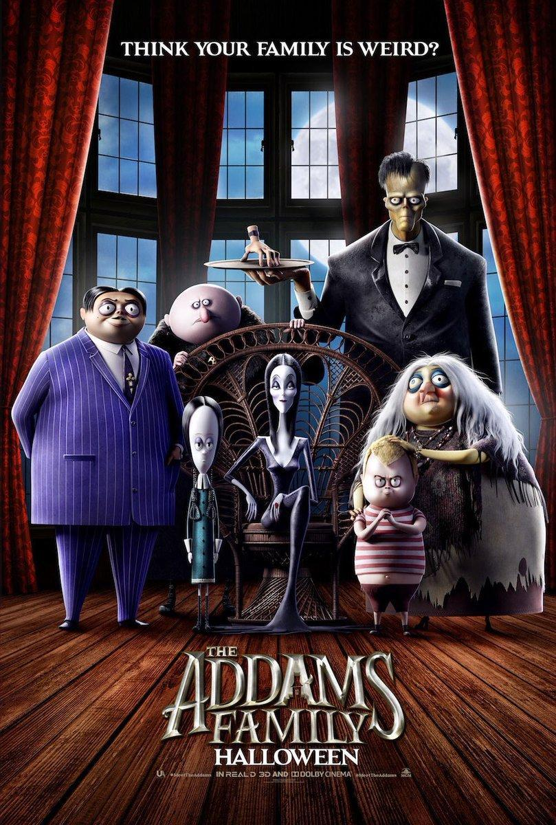 Portada de La familia Addams