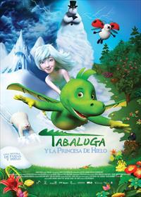 Portada de Tabaluga y la princesa de hielo
