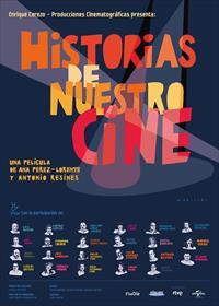 Portada de Historias de nuestro cine