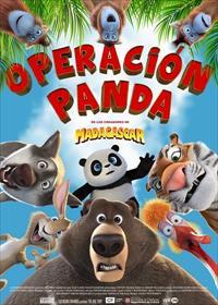 Portada de Operación Panda