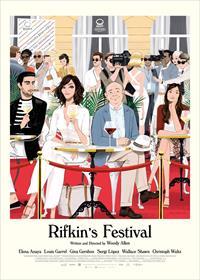 Portada de Rifkin's Festival