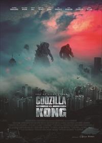 Portada de Godzilla vs. Kong