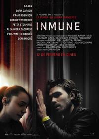 Portada de Inmune