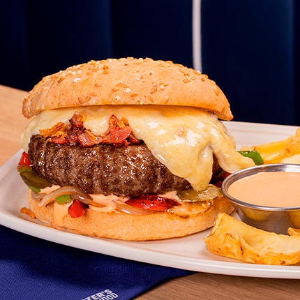 hamburguesas madrid foster's hollywood